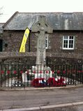 Celtic Cross War Memorial