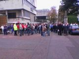 Fire Alarm at Cardiff Uni