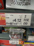 That's Asda maths!