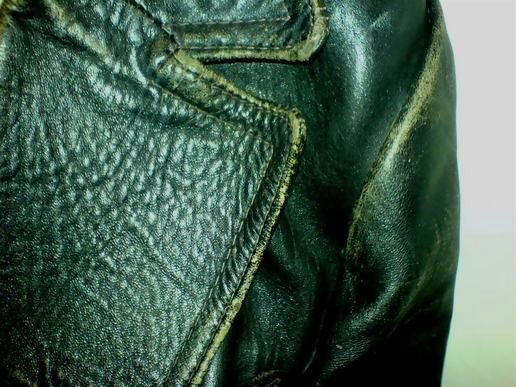 My Trusty Leather..