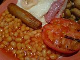 Breakfast at the Travel Inn ... Botting, Kent