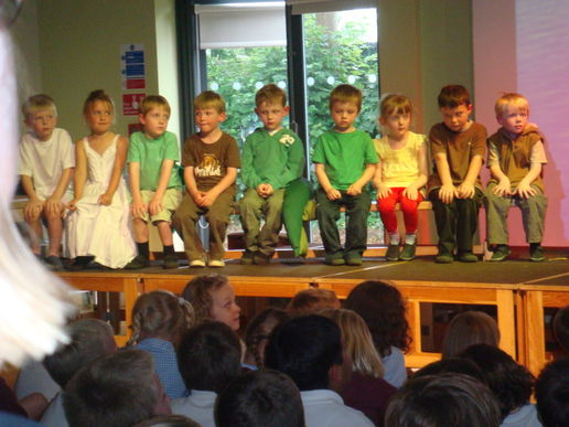 FOUNDATION STAGE FAMILY ASSEMBLY