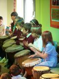African Arts Week Drumming