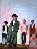 OLIVER DRESS REHEARSAL