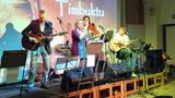 THE MYSTERIOUS TIMBUKTU LIVE AT LEVEN