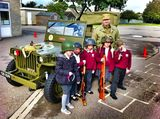 WW2 COMES TO LEVEN