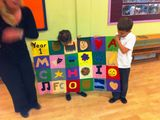 YEAR 1'S PATCHWORK QUILT