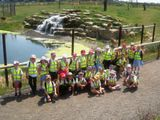 YEAR 2'S VISIT TO THE YORKSHIRE WILDLIFE PARK
