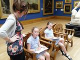 YEAR 4/5 VISIT FERENS ART GALLERY