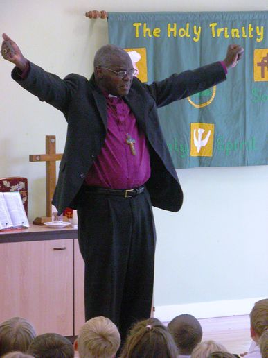 ARCHBISHOP SENTAMU'S VISIT IN 2006
