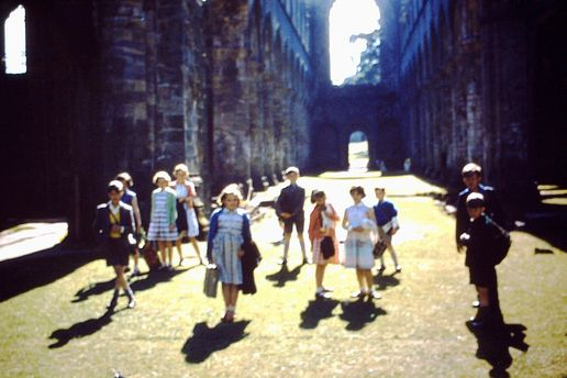 KNARESBOROUGH AND FOUNTAINS ABBEY 1962