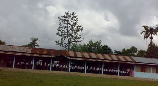Oxford brooke school, Likabali.
