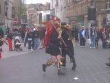 Eastward Morris dancers