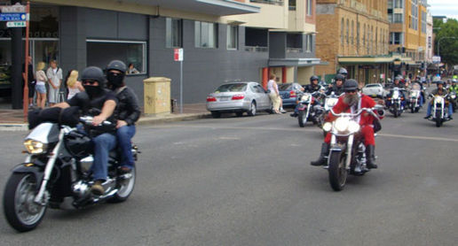 Bikers Xmas Toy Run