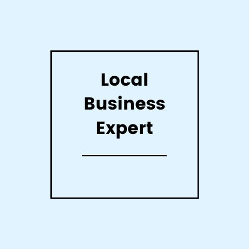 Consulting expert for your local business.