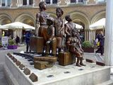 Kindertransport-Liverpool Street Station-London
