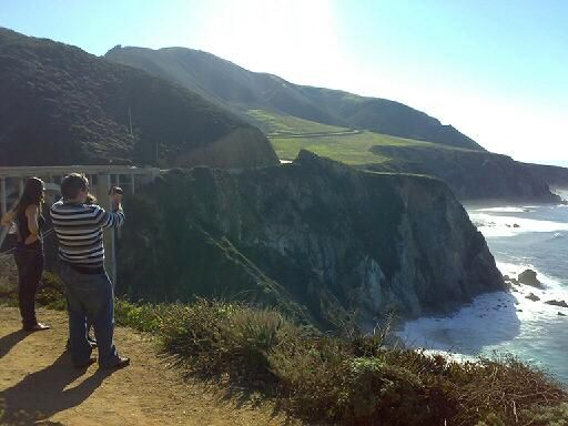see the big sur!