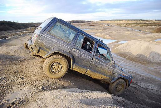 Day at K.O.R.C off roading.........