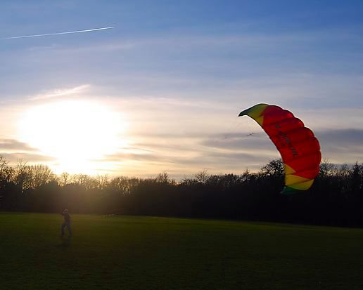 Lets go fly a kite.......(all together now)......up to the highest heights.......