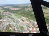 Helicopter ride over Newark