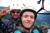 Paragliding in Cham on my B-Day.....