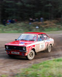 RalliTrak Premier Rally 2008 - Sherwood pines