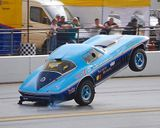Santa Pod, European Drag Finals - Up on 2