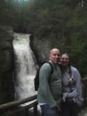 "Obligatory ""Us at Waterfall"" Part II"