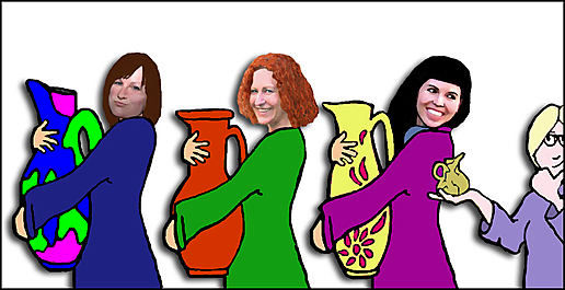 No. 33 Ladies with big jugs ......