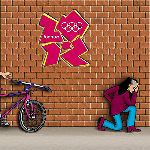 No. 55 The New Olympic Logo .......