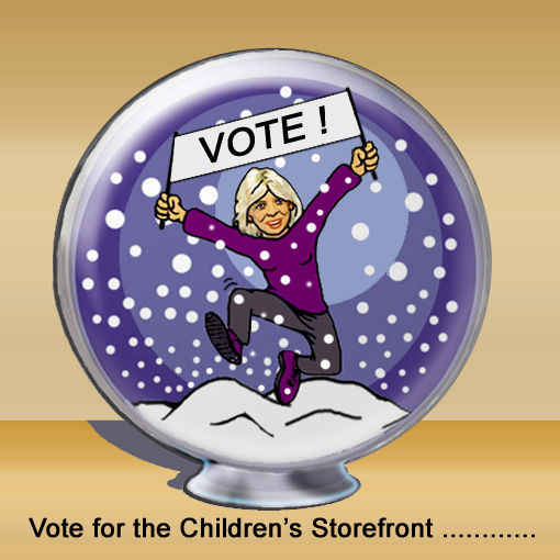 Vote to free Swamprose and support The Children's Storefront ....