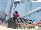 rope brakes (sailing lessons)