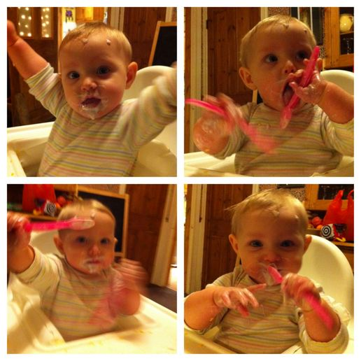 Baby Weaning YMCA