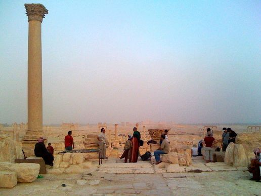 PALMYRA 1-in the evening