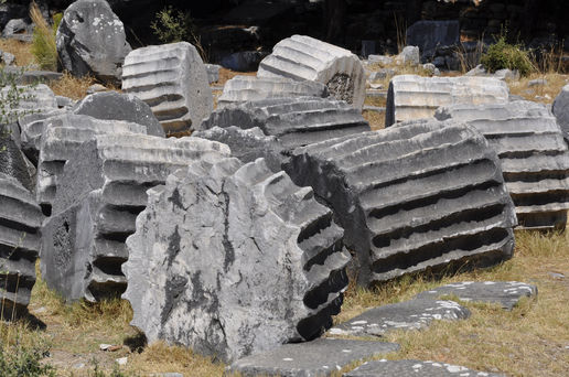 Priene and Ephesus