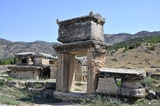 Necropolis in Hierapolis