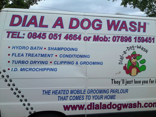 Hound Service (mobile dog grooming in norwich)
