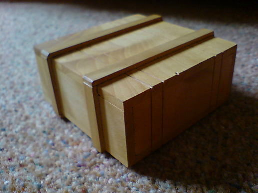 puzzle box how to open