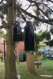 giant wind chimes