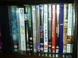 my entire dvd collection