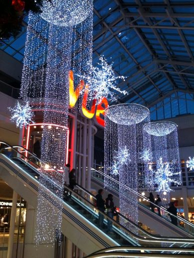 Christmas in Princes Quay