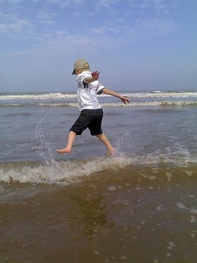 Jumping Waves!
