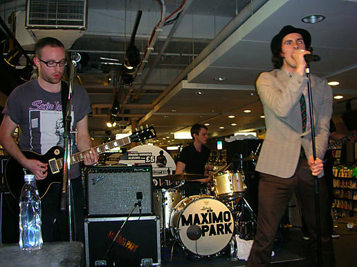 Newcastle HMV 2/4/07
