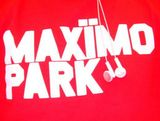 Maximo Park T and the please mug me 'phones