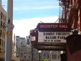 webster hall pictures