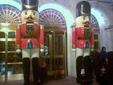 Giant Nutcrackers