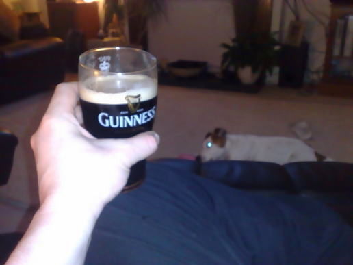 Borris and Guinness Dailyme