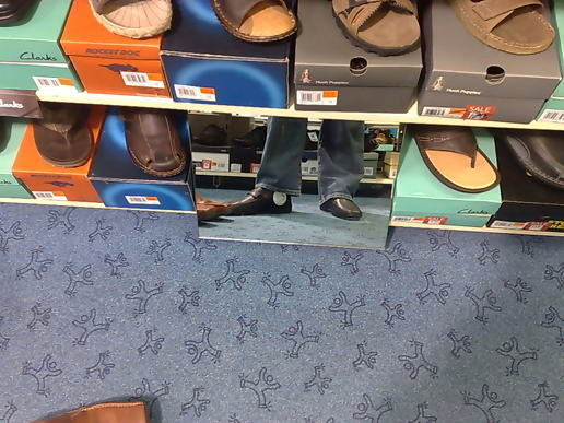 Shoe shopping dailyme