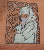 North African street art
