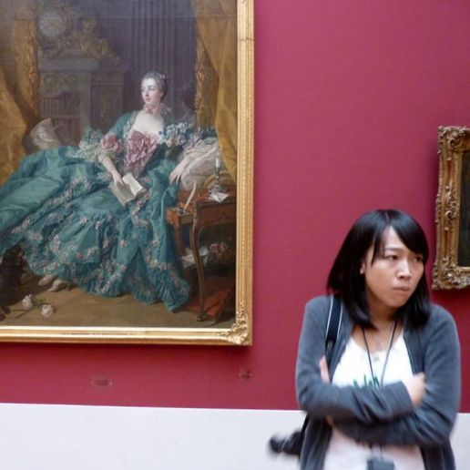 for art sake: Boucher, Madame de Pompadour
